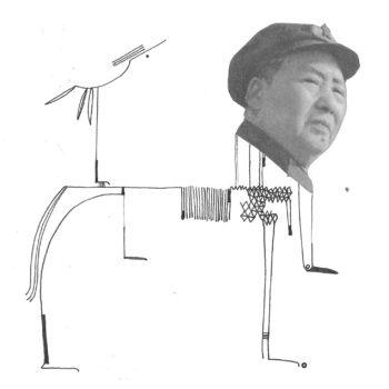 Ecos de la historia china y su encaje con la ideología marxista en la política exterior de Mao.